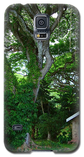 Galaxy S5 Case featuring the photograph Hidden Cottage by Kara  Stewart