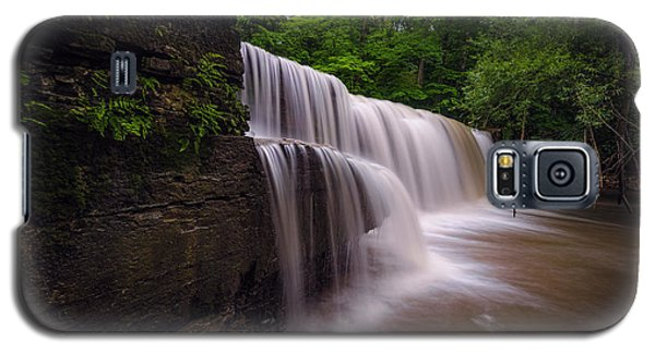 Hidden Falls Nerstrand Mn Galaxy S5 Case by RC Pics