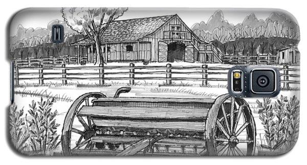 Hidden Hollow Farm 2 Galaxy S5 Case