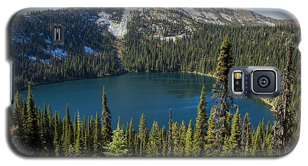 Hidden Lake In Idaho Galaxy S5 Case