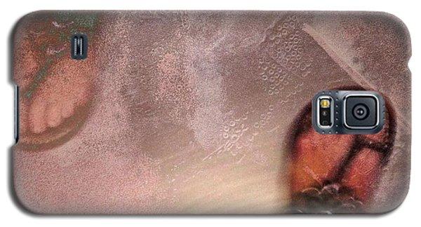 Galaxy S5 Case featuring the digital art Hide And Seek by Delona Seserman