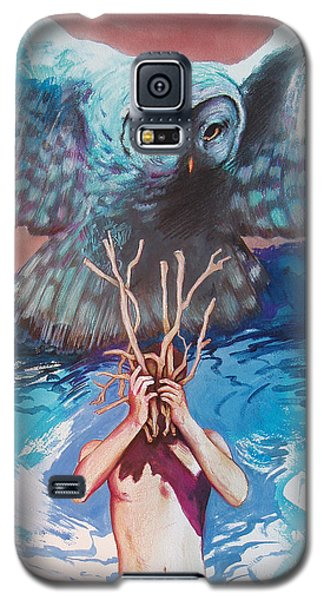 Hide And Seek Galaxy S5 Case