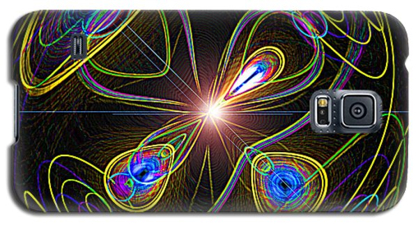 Galaxy S5 Case featuring the photograph Higgs Boson by Samuel Sheats