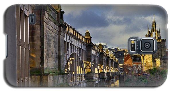 High Level Bridge Newcastle Upon Tyne Uk Galaxy S5 Case