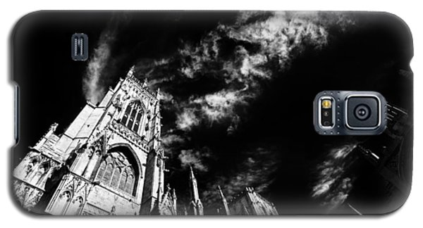 High Contrast York Minster Cathedral Galaxy S5 Case