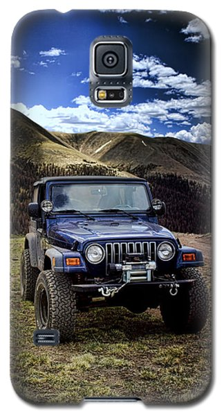 High Country Adventure Galaxy S5 Case