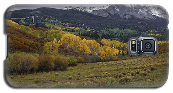 High Country Autumn Galaxy S5 Case