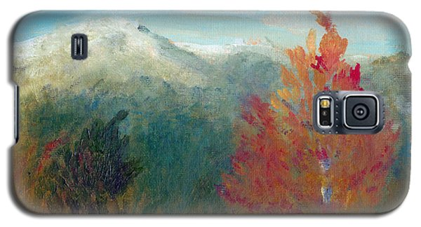 High Country View Galaxy S5 Case by C Sitton