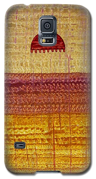 High Desert Horizon Original Painting Galaxy S5 Case