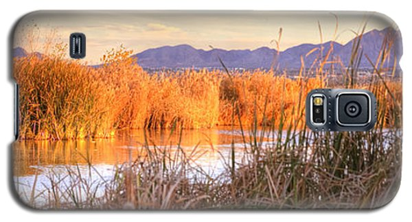 High Desert Wetlands Galaxy S5 Case
