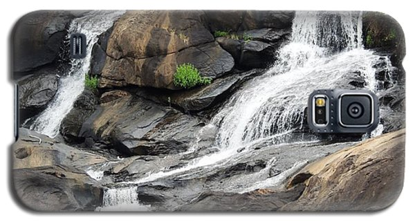 Galaxy S5 Case featuring the photograph High Falls by Aaron Martens