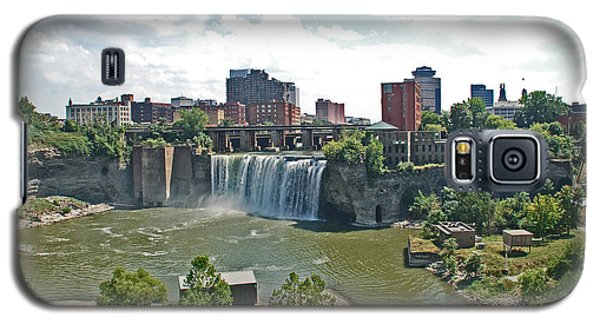 High Falls Galaxy S5 Case by Aimee L Maher Photography and Art Visit ALMGallerydotcom