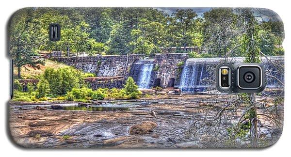 High Falls Dam Galaxy S5 Case by Donald Williams