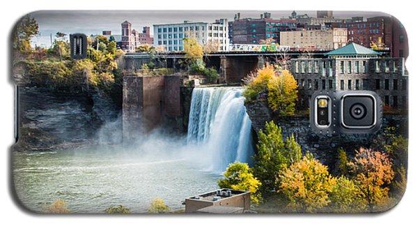 High Falls Rochester Galaxy S5 Case