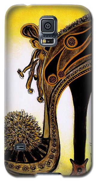 High Heel Heaven Galaxy S5 Case by Jolanta Anna Karolska