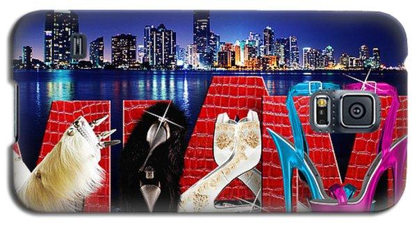 High Heels Miami Galaxy S5 Case