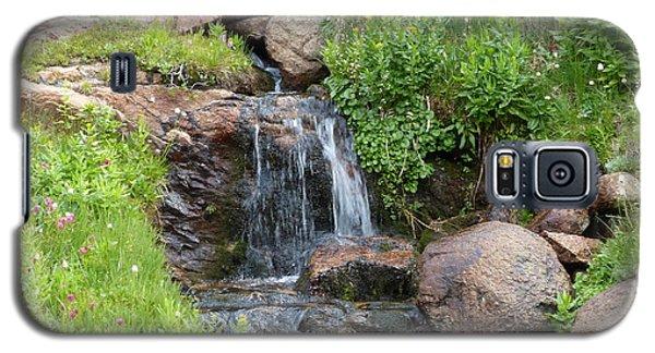 High Mountain Stream Galaxy S5 Case