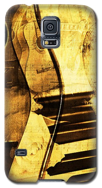 High On Music Galaxy S5 Case