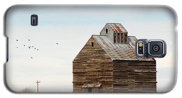 High Plains Autumn Galaxy S5 Case by Karen Slagle