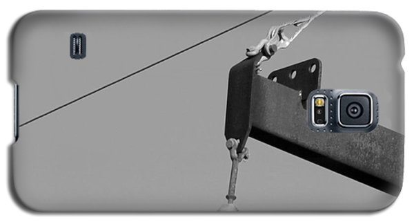 Galaxy S5 Case featuring the photograph High Power Line - 7 by Kenny Glotfelty