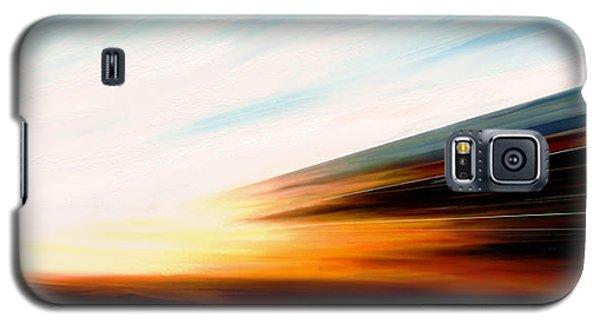 High Speed 6 Galaxy S5 Case by Rabi Khan