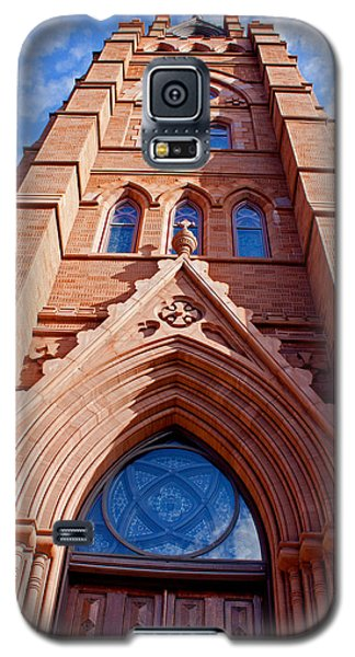 Galaxy S5 Case featuring the photograph High Steeple by Jean Haynes