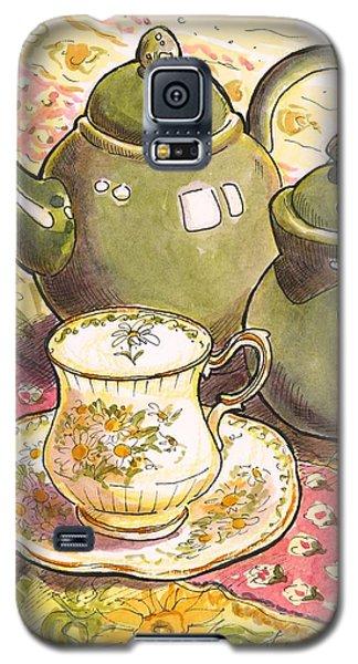 High Tea Galaxy S5 Case