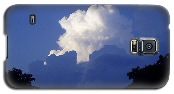 High Towering Clouds Galaxy S5 Case by Verana Stark