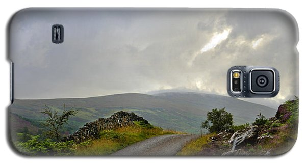 Galaxy S5 Case featuring the photograph Highland Bridge Scotland by Sally Ross