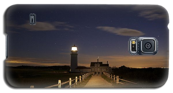 Highland Light North Truro Galaxy S5 Case by Amazing Jules