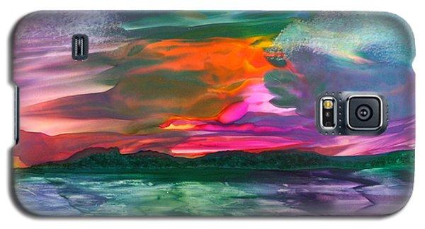 Highland Skies Galaxy S5 Case