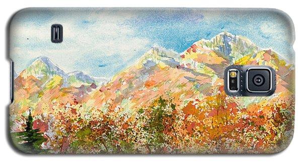 Highlands Autumn Galaxy S5 Case