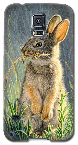 Rabbit Galaxy S5 Case - Highly Selective by Paul Krapf