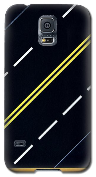 Highway Galaxy S5 Case by Thomas Gronowski