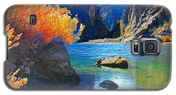 Hikers Haven Two Galaxy S5 Case by Alan Socolik