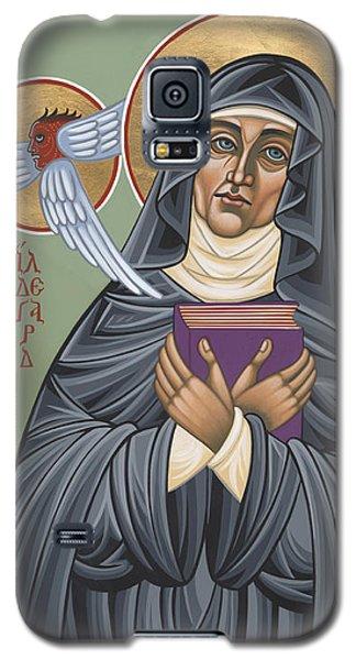 St. Hildegard Of Bingen 171 Galaxy S5 Case