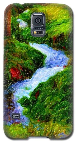 Hill And Rill Galaxy S5 Case