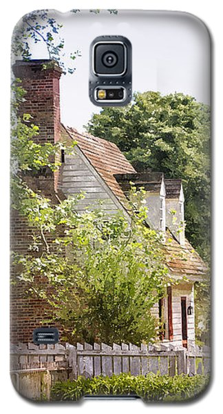 Hill Cottage Galaxy S5 Case by Shari Nees