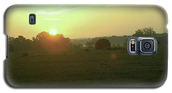 Galaxy S5 Case featuring the photograph Hill Country Sunrise by John Glass