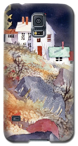 Hill House Galaxy S5 Case by Teresa Ascone