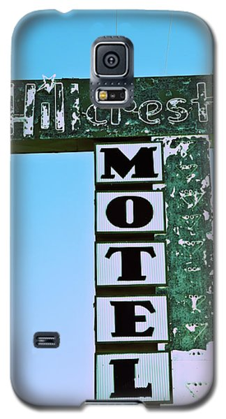 Hillcrest Motel Galaxy S5 Case