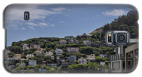 Hills Of Salsalito Galaxy S5 Case