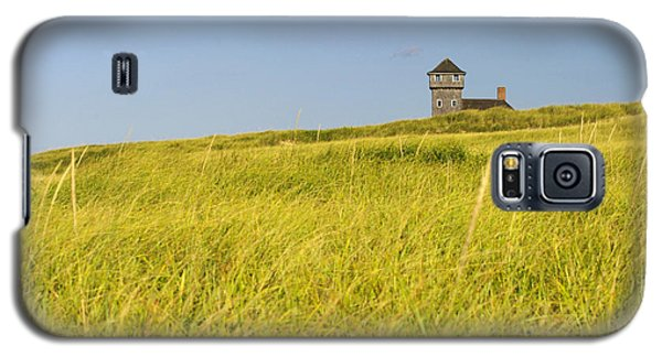 Hillside At The Beach In Truro Galaxy S5 Case