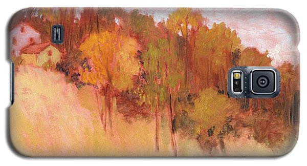 Hillside Trees Galaxy S5 Case