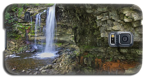 Galaxy S5 Case featuring the photograph Hilton Falls In Summer by Gary Hall