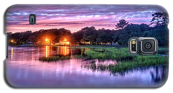 Hilton Head Evening Marsh Galaxy S5 Case