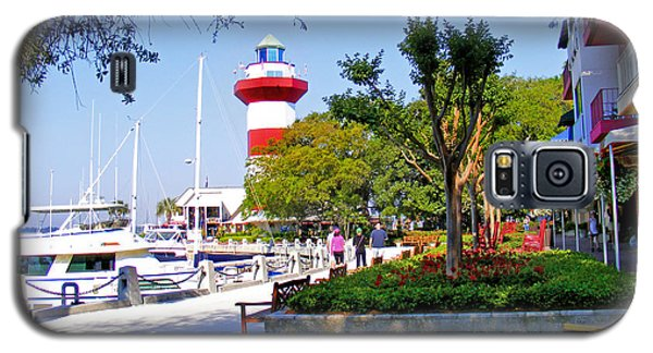 Hilton Head Lighthouse Galaxy S5 Case