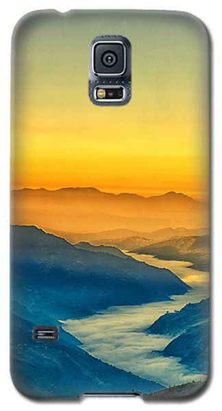 Himalaya In The Morning Light Galaxy S5 Case