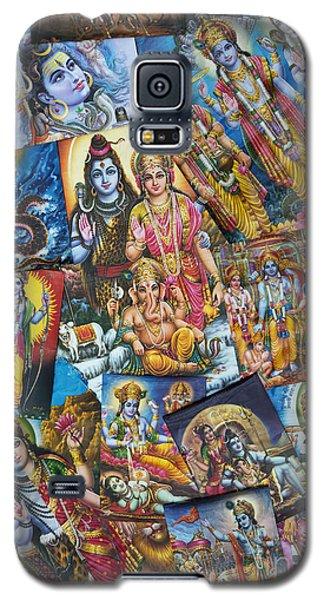 Hindu Deity Posters Galaxy S5 Case