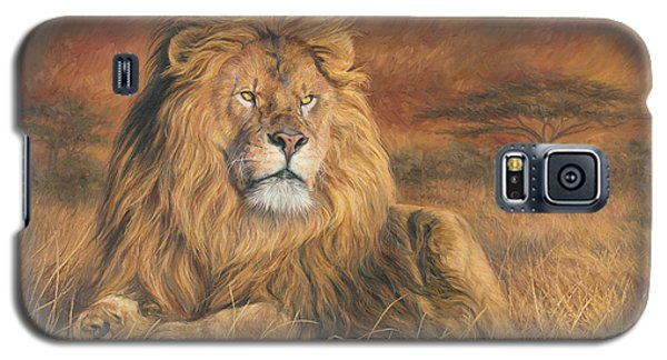 His Majesty Galaxy S5 Case